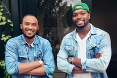 article by Rochelle RileyviaEssence.com Andrew Colom, 33, and David Alade, 29, ditched jobs in real estate and banking to start Century Partners, a development firm aimed at revitalizing neighbor…