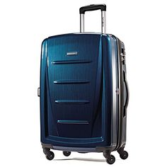 Samsonite Winfield 2 Fashion Hardside 28 Spinner, Deep bl...