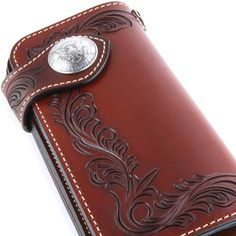Rakuten: Wallet men gap Dis long wallet long wallet leather leather KC,s Kay chinquapin : Chief riders wallet copter Teiji-free cut- Shopping Japanese products from Japan
