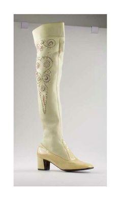 1969   Celestino's At The Dutch Leather And Shoe Museum  © Nederlands Leder en Schoenen Museum