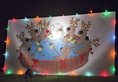 christmas light display in california | San Diego Christmas Lights - Guide to Christmas Lights - San Diego