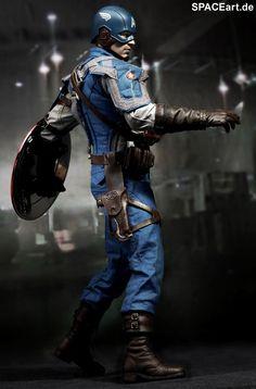 Wheeeeennnnn Captain America throws his mighty shiiiieeellld...