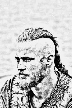 رگنار  راگنار لودبروک  Ragnarr Loðbrók Ragnar Lodbrok tattoo