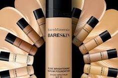 New BareSkin Liquid Foundation...our new crush!