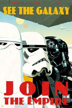 Star Wars Propaganda.