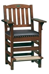 Brunswick players chair - gould home recreation