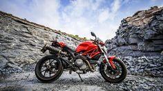 Ducati Monster 796 wallpapers