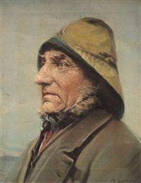 Ritratto di pescatore, Lars Soren Jensen Rastrup