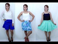 TOP 3 SAIAS FASHION - COSTURA E LOOKS - YouTube