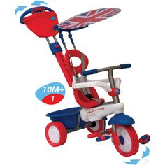 Root for your team! A special collection Smart Trike GB £89.99