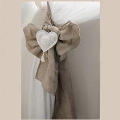 7 meilleures images du tableau embrase lin ou autres | Curtain ...