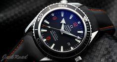 OMEGA  Seamaster Professional 600 Planet Ocean / Ref.2900.51.82