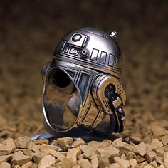 Awesome Star Wars Ring Designs Feature R2-D2, A Rancor, Ackbar, And More