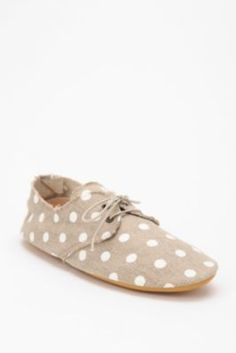 lace up oxford ++ anniel