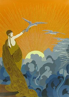 Erte/art deco