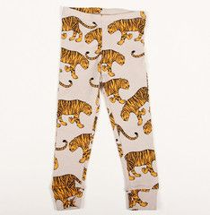 Tiger leggings de Mini Rodini.