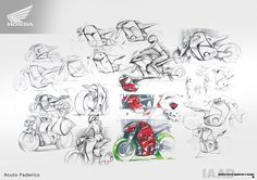 Two Wheels for the Woman of Tomorrow on Behance