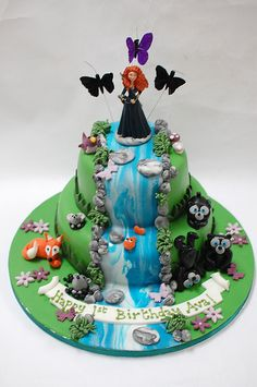 brave movie cakes - Google Search