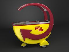 Skol 360 by Eduardo Vicentini, via Behance