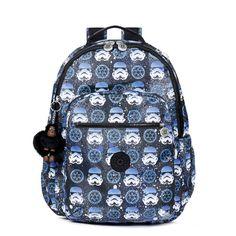 ef1e133a8fc Kipling Disney Star Wars Seoul GO Laptop Backpack Interstorm >>> You can  get more