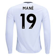 ce093ef98 New Balance Philippe Coutinho Liverpool Long Sleeve Away Jersey. Abcshoes ·  17 18 Season Soccer Jerseys