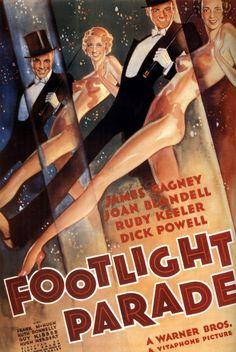 Footlight Parade, 1933