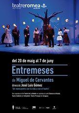 Teatre Romea - Hors de Cervantes Agenda Cultural, Centenario, Culture, Mayo, Movie Posters, Miguel De Cervantes, Hors D'oeuvres, Zaragoza, Day Planners
