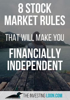 finance investing If you want to be a successful investor you need to learn the stock market rules. Live by this rules and reach financial independence! Ways To Save Money, Money Tips, Money Saving Tips, How To Make Money, Managing Money, Stock Market Investing, Investing In Stocks, Investing Money, Financial Tips