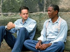 You are watching the movie The Shawshank Redemption on Putlocker HD. Framed in the for the double murder of his wife and her lover, upstanding banker Andy Dufresne begins a new life at the Shawshank prison, where he puts Rita Hayworth, Pulp Fiction, Legolas, Gandalf, Aragorn, Andy Dufresne, Live Action, Die Verurteilten, The Shawshank Redemption