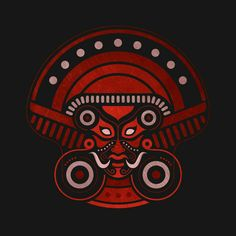 Agam logo. Theyyam influence Pencil Drawing Pictures, Pictures To Draw, Bottle Painting, Bottle Art, Kerala Mural Painting, Small Canvas Art, Bird Drawings, Minimalist Poster, Fabric Painting