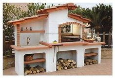 "See our internet site for even more details on ""built in grill patio"". It is an outstanding place to read more. Pizza Oven Outdoor, Outdoor Cooking, Parrilla Exterior, Outdoor Grill Station, Barbecue Design, Diy Grill, Maila, Built In Grill, Outdoor Kitchen Design"