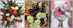 Bryllup buket med sukkulenter: muligheder kombination med andre farver, billeder