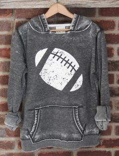 Your place to buy and sell all things handmade – Tammy Luebke Your place to buy and sell all things handmade Football Girly Pullover Hoodie Sweatshirt Hoodie Sweatshirts, Pullover Hoodie, Fleece Hoodie, Tee Shirts, Football Mom Shirts, Sports Shirts, Football Sayings, Women's Football, Football Season