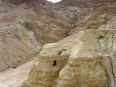 DEDICADO A ESCOLA DOMINICAL: O manuscrito do mar morto