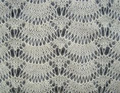 """""""openwork pattern spokes"""" (google translate)  pinning so as not to lose image of this lace stitch pattern ... hopefully, someone will recognize it and comment"""