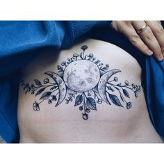 Triple Goddess Tatto
