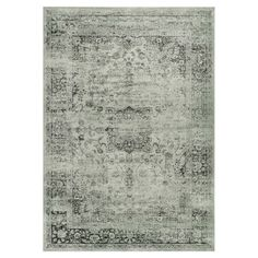 Found it at Wayfair.ca - North Adams Spruce/Grey Area Rug