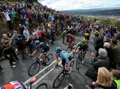 Tour de Yorkshire – in pictures