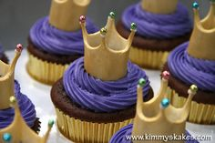 Cupcakes for the Queen's Diamond Jubilee? :-)