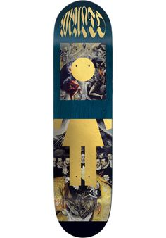Girl Malto-Renaissance - titus-shop.com #Deck #Skateboard #titus #titusskateshop
