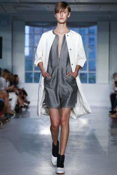 Zero+Maria Cornejo Ready To Wear Spring Summer 2015 New York - NOWFASHION