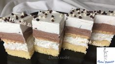 My Recipes, Sweet Recipes, Cake Bars, Winter Food, Vanilla Cake, Tiramisu, Food And Drink, Sweets, Snacks