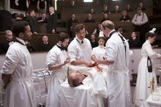 Modern Medicine, Circa 1900, in Soderbergh's 'The Knick' - The New York Times