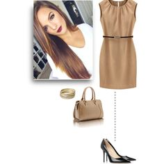 Sem título #615 by soleuza on Polyvore featuring Jimmy Choo and Steve Madden