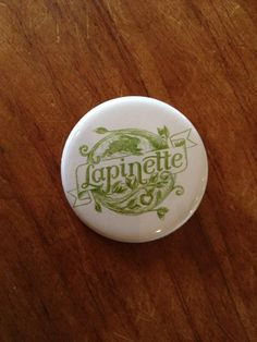 Lapinette buttons