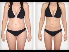 How To Lose Belly Fat And Get A Flat Tummy in 10 Days At Home - YouTube