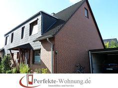 Doppelhaushälfte mit Garage, durch Perfekte-Wohnung.de - Immobilien und Service vermarktet.