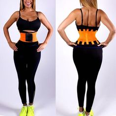 Slim your waistline up to inches with the Stretch & Adjust Waist Belt! Put it on for instant, gorgeous, hourglass curves and sculpt your figure for a slimmer appearance. Workout Belt, Waist Workout, Postpartum Belly, Ripped Body, Lower Abdomen, Improve Posture, Waist Cincher, Maternity Pictures, Looking For Women