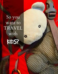 So you want to travel with kids? GREAT IDEA! Start here, we've been doing just that for over 4 years now. HOW?  #travelingwithkids #Backpackingwithkids #familytravel #familyworldtravel #worldschooling
