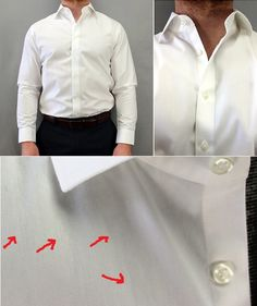 In Review: Dress Shirts from TheTieBar and Amazons Buttoned Down Label  The Tie Bar Pinpoint  $55 | Buttoned Down Pinpoint  $39  Note: Both shirts in this post are a trim (not standard) fit with a 16 neck. Sleeve length is a 32/33 for TheTieBar and a 33 sleeve for Amazons Buttoned Down brand.  There are a lot of dress shirts out there. But two more companies have recently decided to throw their hats (torsos?) into the ring. And both of these companies are probably not whod you expect to…